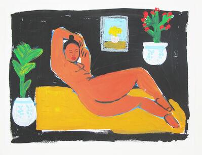 Monica Kim Garza, 'I Wonder Who Stole My Plant Off My Porch', 2016