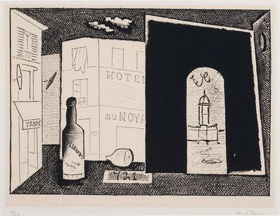Stuart Davis, 'Arch No. 2 (Cole/Myer 7)', 1929