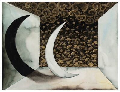 Francesco Clemente, 'Shadow VII', 2017