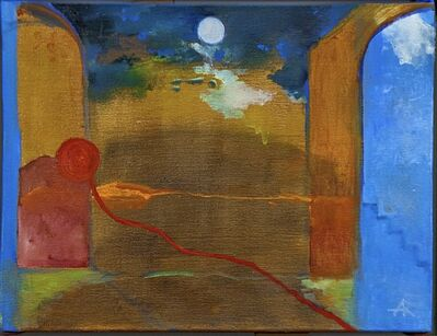 Alexandra Rozenman, 'Waiting', 2011