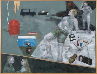 James Davis, 'Prometheus', 2006