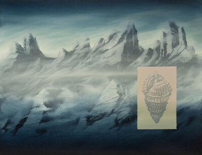 Edouard Wolton, 'La Montagne coquillage', 2015