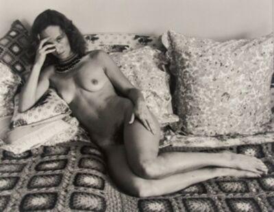 Jack Welpott, 'Tina', 1978