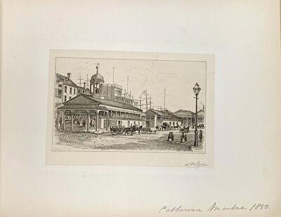 samuel hollyer, 'OLD NEW YORK -VIEWS BY S. HOLLYER', 1905-1912