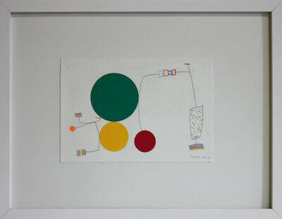 Soonae Tark, 'Workonpaper 12-3', 2012