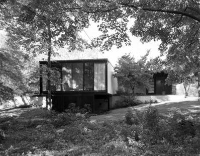 Pedro E. Guerrero, 'Hurlburt House, New Canaan, CT (Leroy Binkley, Architect)', 1961
