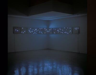 Tatsuo Miyajima, 'Changing Time with Changing Self-Flower', 2014