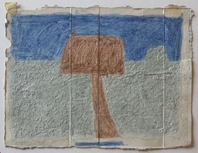 James Castle, 'Untitled', n.d.