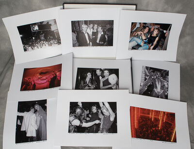 Allan Tannenbaum, 'Studio 54 Portfolio, 1977-1981 (36 prints)'