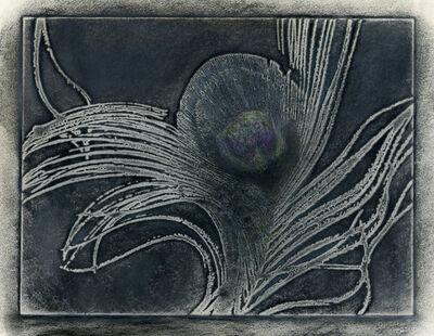 Naomi Savage, 'Peacock Feathers', ca. 1980