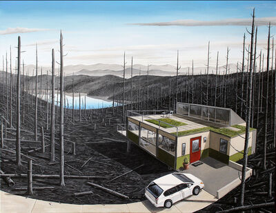 Jed Dunkerley, 'Apocalypse Modern', 2017