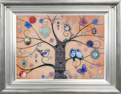 Kerry Darlington, 'Lace Tree ', 2019