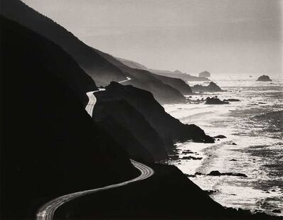 Henry Gilpin, 'Highway 1, Big Sur', 1967
