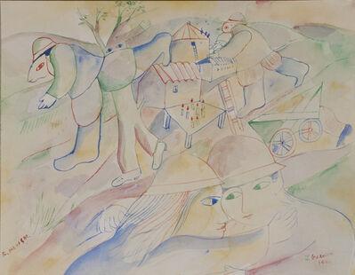 José Gurvich, 'R. Menache', 1970