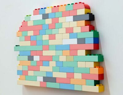 Thorsten Kirchhoff, 'Art Lego'', 2014