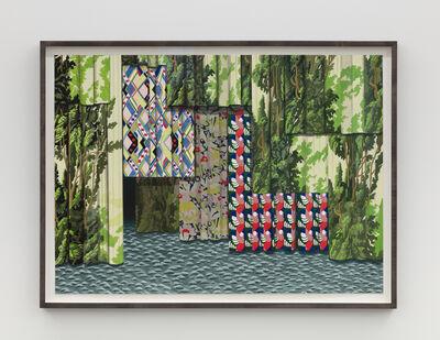 Luke Painter, 'Fabricland Fabricland 01', 2021