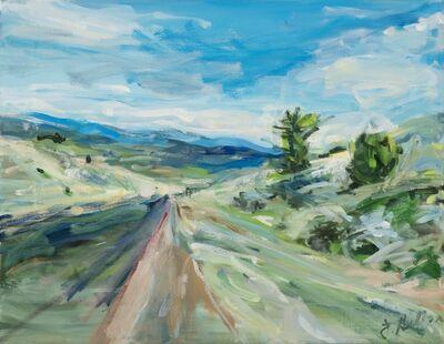Fran Lightman Gibson, 'Road to Taos', 2015