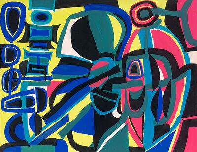Jean Dewasne, 'Untitled', ca. 1955