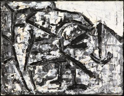 Jean-Paul Riopelle, 'Untitled (Iceberg Series)', 1977