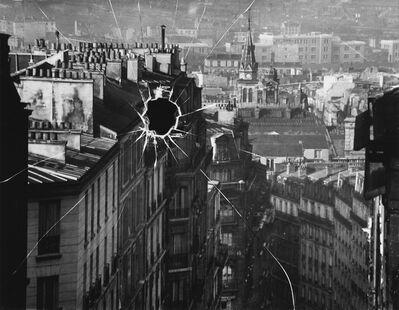 André Kertész, 'Broken Plate, Paris.', 1970s