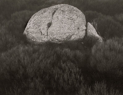 Koichiro Kurita, 'Rock on Gonet, Lozere, France', 1996