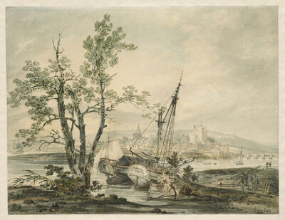 J. M. W. Turner, 'Rochester', 1793
