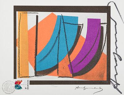 Andy Warhol, 'U.N. Stamp', 1979