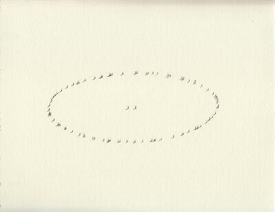 Renato Garza Cervera, 'Marées humaines (Conflits II) / Human Tides (Conflicts II) # 28', 2017