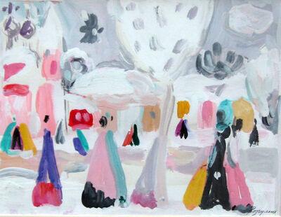 Victor Razgulin, 'Winter In Pereslavl', 2002