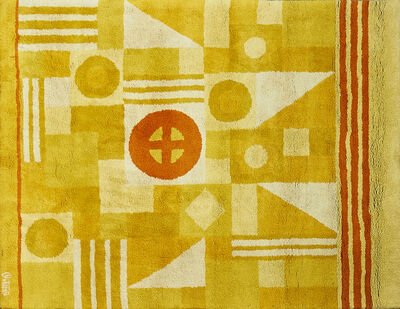 Modern Masters Tapestries, 'Wall-hanging tapestry', 1970s