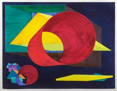 Al Held, 'Russell's Way', 1989