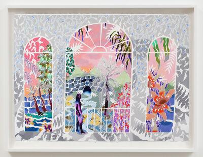 Sarah Ann Weber, 'Two Silhouettes', 2020