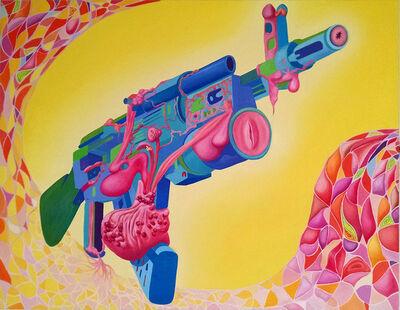 Roberto Cabot, 'Carnalhadora (Flesh-Gun)', 2014