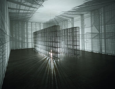 Mona Hatoum, 'Light Sentence', 1992