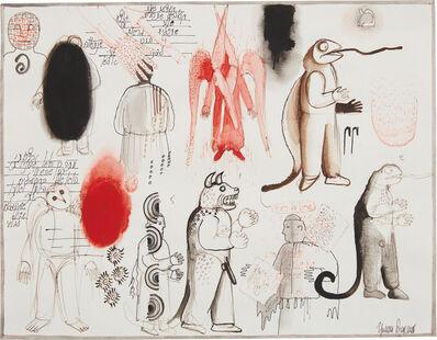 Grisha Bruskin, 'Untitled', 1990