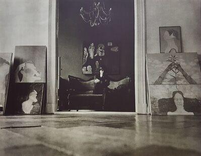 """Reiner Schwarz, '""""Reiner Schwarz"""" (III)', 1973"""