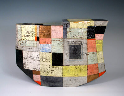 Sheryl Zacharia, 'Mosaic Sky', 2017-2019
