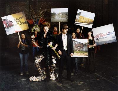 Lisl Ponger, 'Indian(er) Jones IV - Dreams of New Worlds', 2013