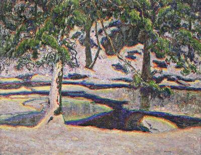 Wilson Irvine, 'Spring Thaw', 1869-1936