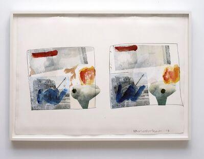 Robert Rauschenberg, 'Untitled, (RR#73.D073)', 1973
