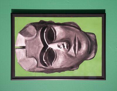 Bhakti Baxter, 'Untitled (Fallen Head)', 2004