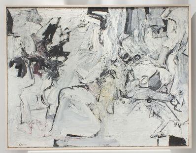 Nicolas Carone, 'Wake + Tide', 1956