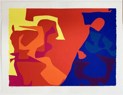 Patrick Heron, 'January 1973, Plate 5', 1973