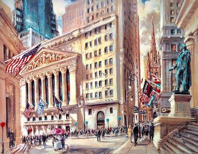 Kamil Kubik, 'NYSE Wall Street'