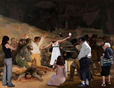 Lluis Barba, 'Los Fusilamientos del 3 de Mayo, Francisco de Goya ', 2009