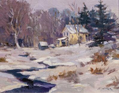 Leonard Mizerek, 'Snowbound', ca. 2016