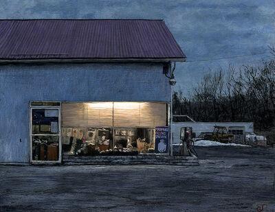 Jeff Gola, 'Fuel Station', 2017