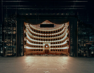 Klaus Frahm, 'Teatro Massimo, Palermo Sicily, Italy', 2018