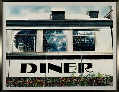 Bruce McCombs, 'Diner', c. 1990