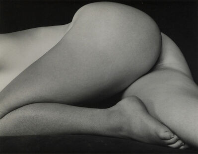 Edward Weston, 'Nude', 1970s